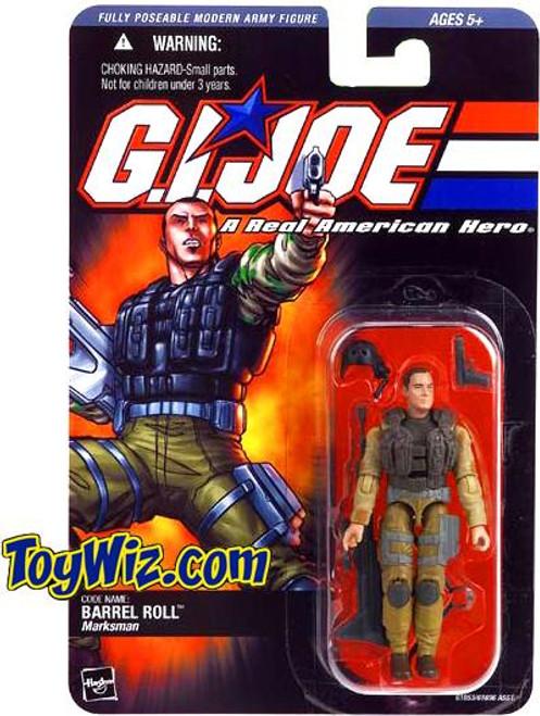 GI Joe Series 2 Barrel Roll Action Figure