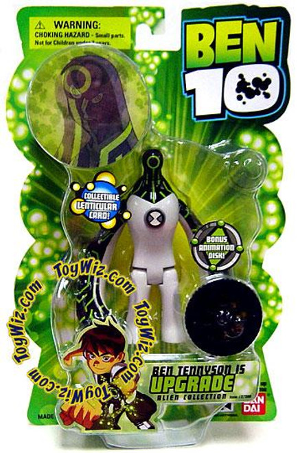 Ben 10 Alien Collection Series 1 Upgrade Action Figure