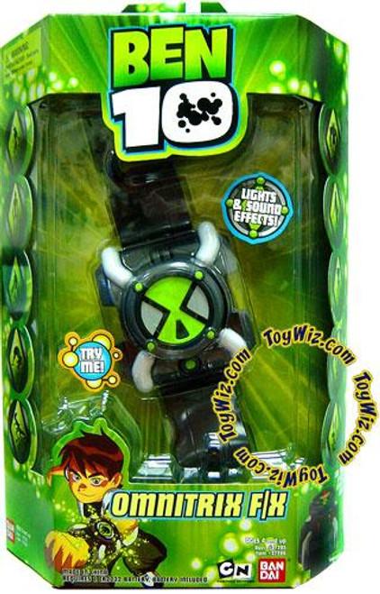 Ben 10 Watch Omnitrix F/X Roleplay Toy