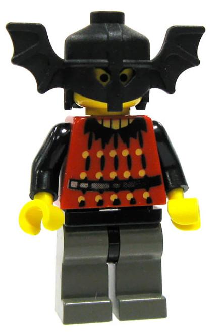 LEGO Castle Loose Fright Night Bat Lord Minifigure [Loose]