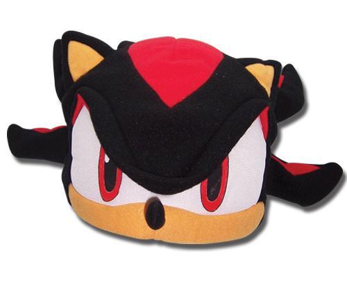 Sonic The Hedgehog Shadow Face Fleece Cap