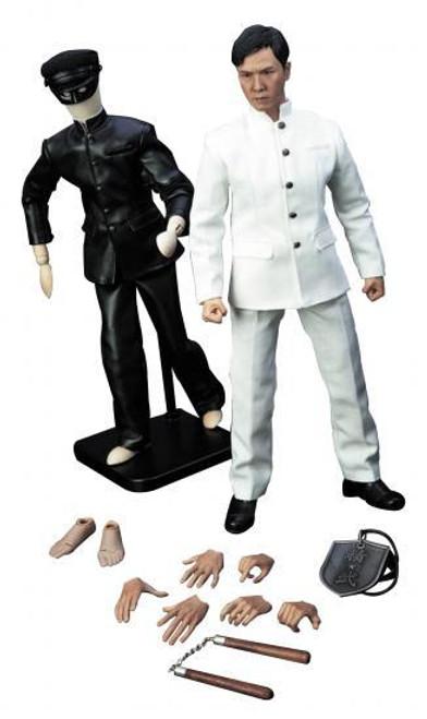 Legend of the Fist Real Masterpiece Donnie Yen as Chen Zhen Action Figure
