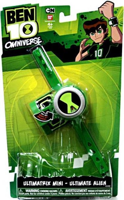Ben 10 Omniverse Watch Ultimatrix Mini Ultimate Alien Roleplay Toy