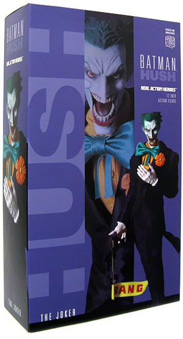 Batman Hush Real Action Heroes The Joker Action Figure