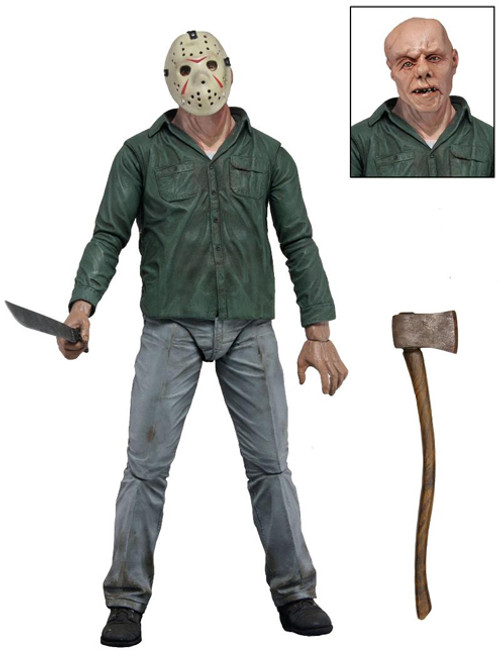NECA Friday the 13th Series 1 Jason Voorhees Action Figure [Regular Version]