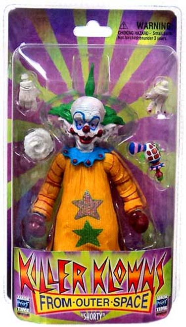 Killer Klowns From Outer Space Shorty Action Figure