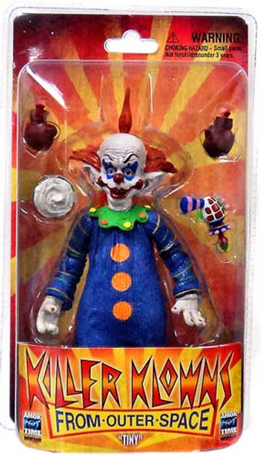 Killer Klowns From Outer Space Tiny Action Figure