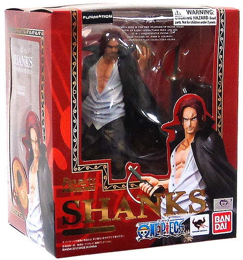One Piece Figuarts ZERO Shanks Statue [Climactic Fight Version]
