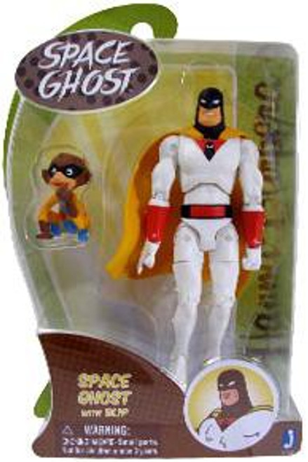 Hanna-Barbera Space Ghost Action Figure [With Blip]