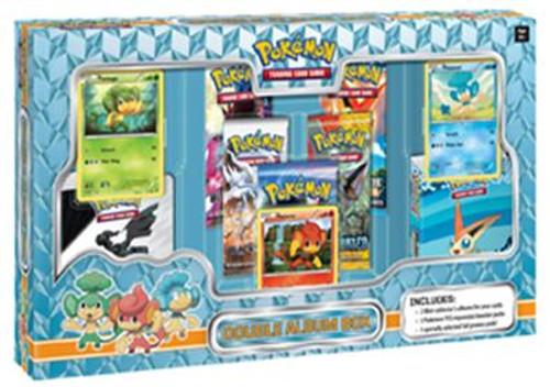 Pokemon Various Double Album Box [Sealed]