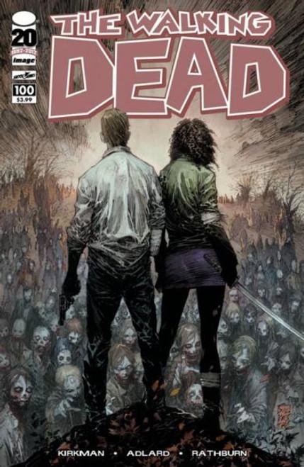 Image Comics The Walking Dead Comic Book #100 [Marc Silvestri Cover]