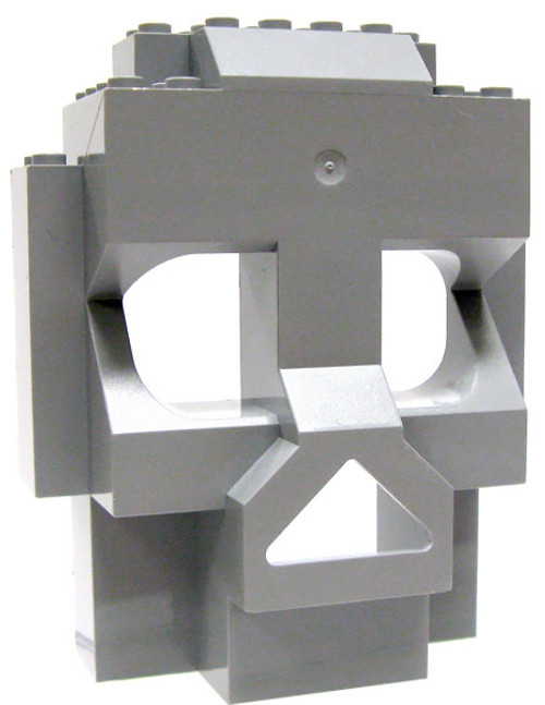 LEGO Pirates Pieces Skull Rock Base [Loose]