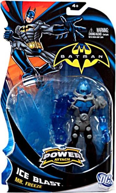 Batman Power Attack Mr. Freeze Action Figure [Ice Blast]