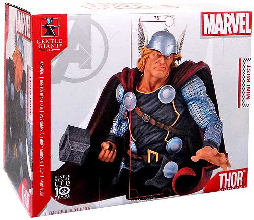 Marvel Modern Thor Mini Bust