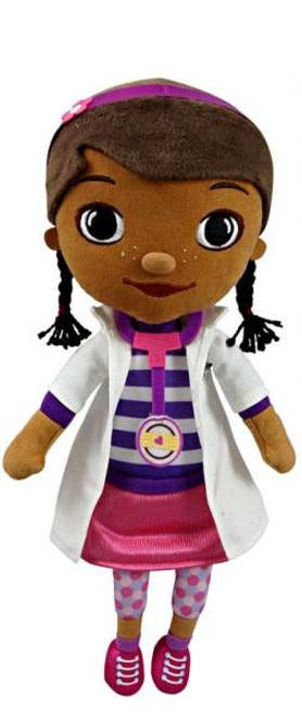 Disney Doc McStuffins 5-Inch Beanbag Plush [Dottie ]