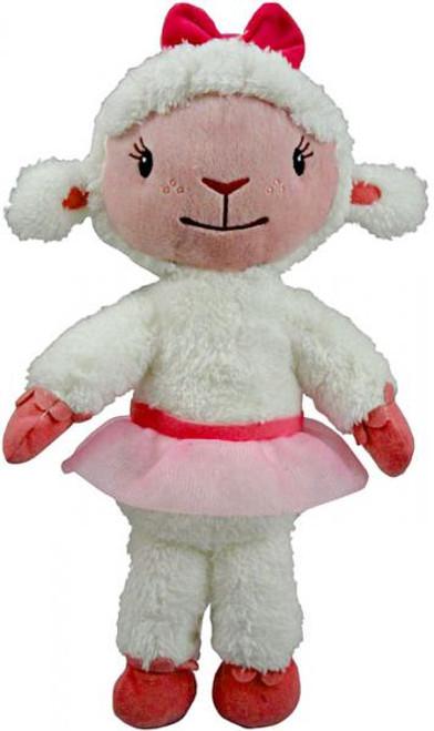 Disney Doc McStuffins Lambie 15-Inch Plush Figure [Chit-Chattin']