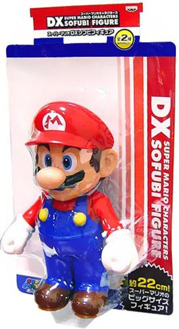 Super Mario DX Sofubi Series 1 Mario 9-Inch Vinyl Figure
