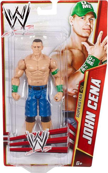 WWE Wrestling Series 24 John Cena Action Figure #1