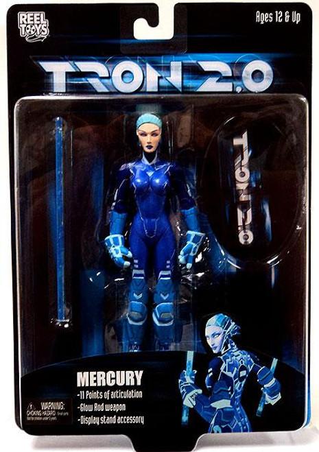 Reel Toys Tron 2.0 Mercury Action Figure