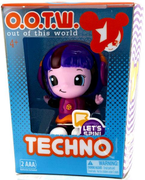 O.O.T.W. Out of this World Techno Doll