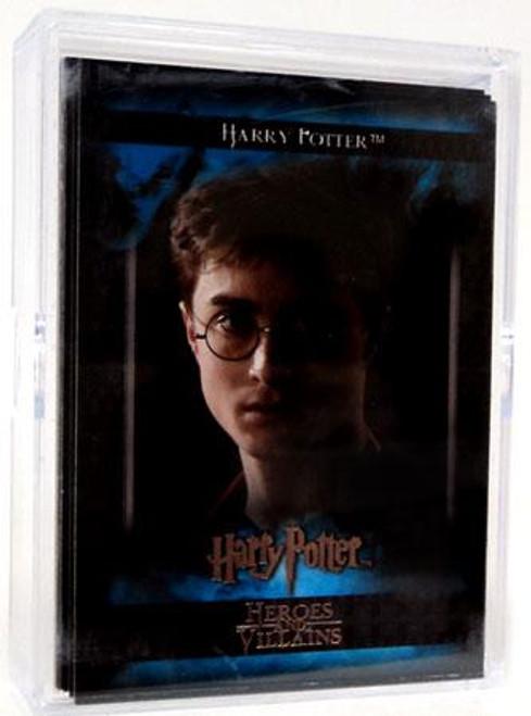 Harry Potter Heroes & Villains Trading Card Set [Base 1-54]