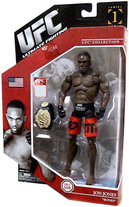 UFC Collection Exclusives Series 1 Jon Jones Exclusive Action Figure