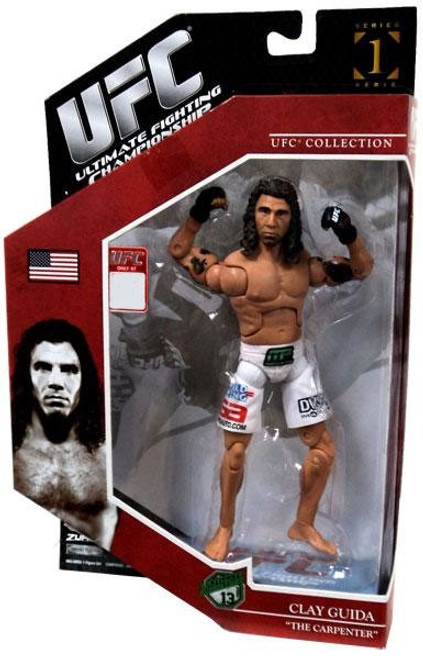 UFC Collection Exclusives Series 1 Clay Guida Exclusive Action Figure