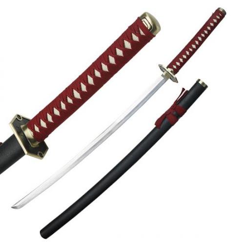 Bleach Hinamori's Zanpakuto Tobiume Replica Sword