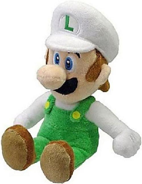 Super Mario Bros Luigi 9-Inch Plush [Fire]
