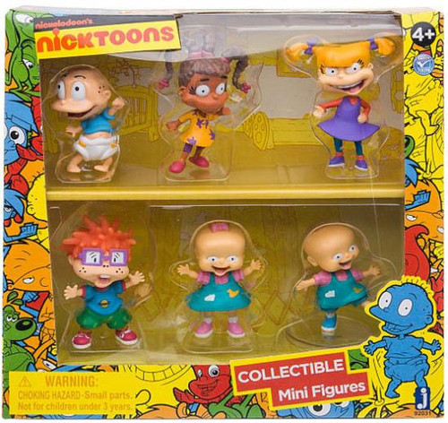 NickToons Rugrats Collectible 2-Inch Mini Figures