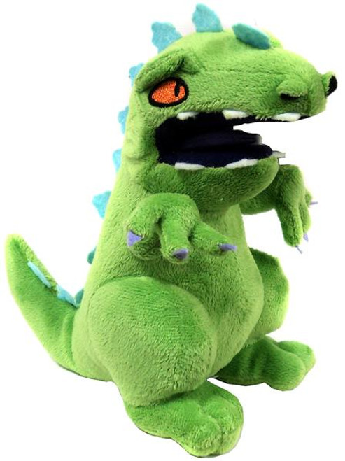 NickToons Rugrats Reptar 7-Inch Plush