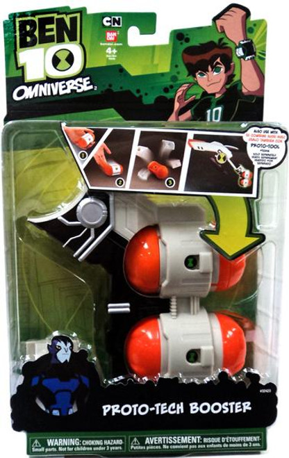 Ben 10 Omniverse Tech Gear Proto-Tech Booster Roleplay Toy