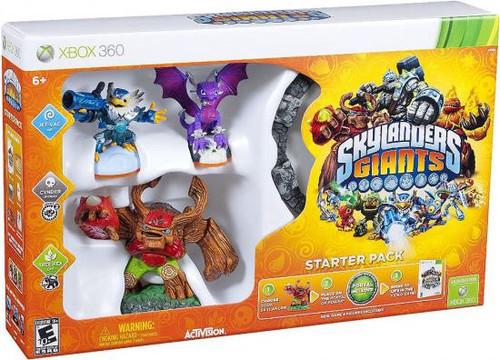 Skylanders xBox 360 Giants Starter Pack