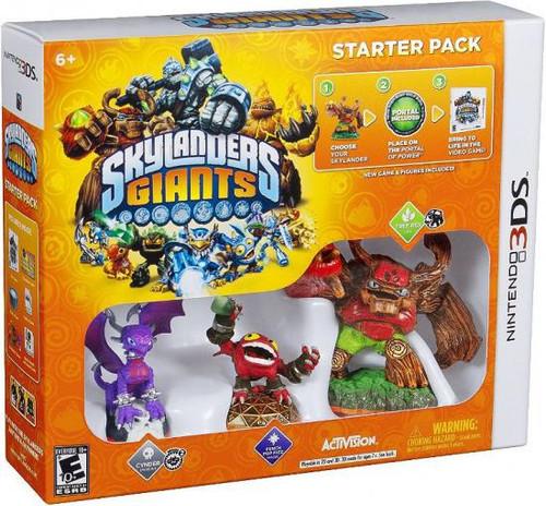 Skylanders Nintendo 3DS Giants Starter Pack