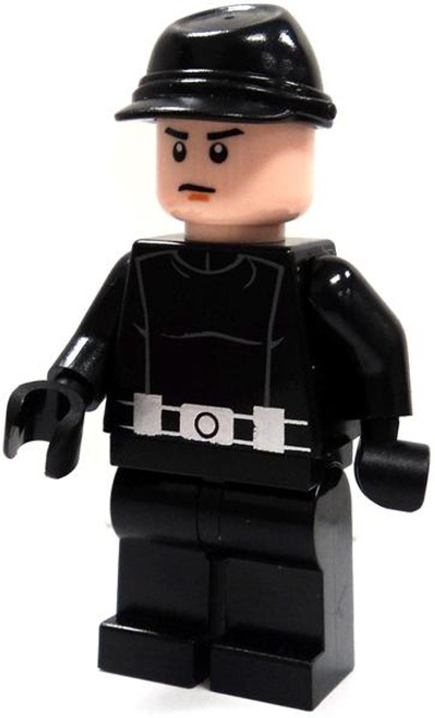 LEGO Star Wars Loose Imperial Pilot in Dress Uniform Minifigure [Loose]