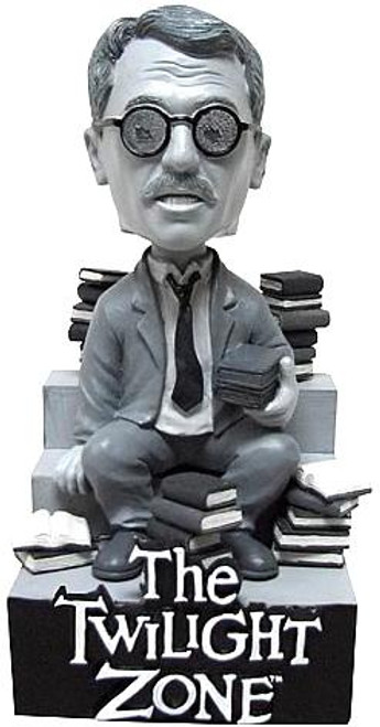 The Twilight Zone Henry Bemis Bobble Head