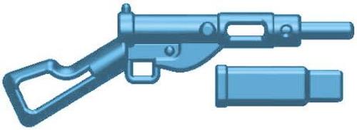 BrickArms Weapons Sten 2.5-Inch [Light Blue]
