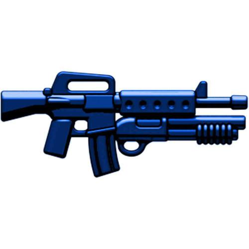 BrickArms Weapons M16-DBR Masterkey 2.5-Inch [Dark Blue]