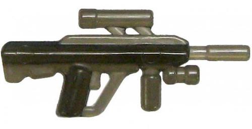 BrickArms Weapons ABR Advanced Battle Rifle 2.5-Inch [Trans Smoke]