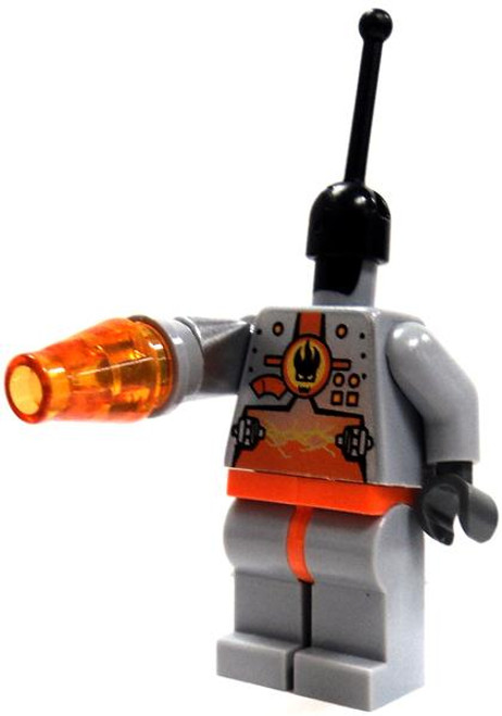 LEGO Agents Loose Agent Magma Drone Minifigure [Loose]