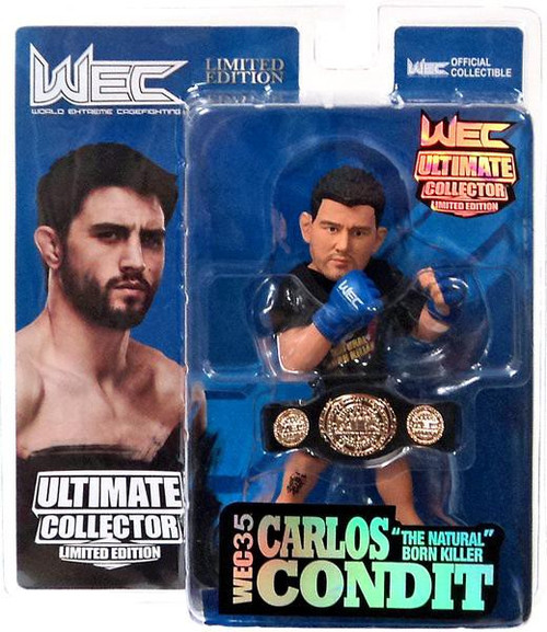 UFC Ultimate Collector Series 11 Carlos Condit Action Figure [Limited Edition]