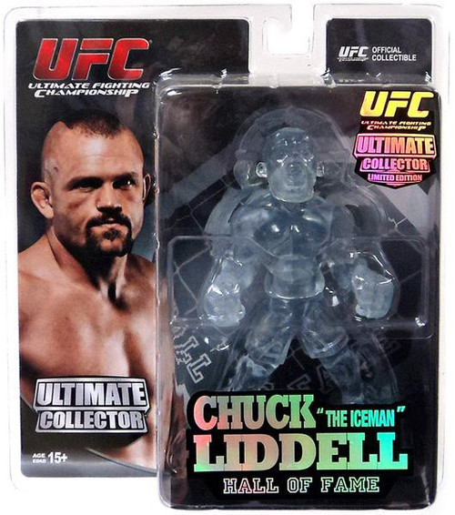 UFC Ultimate Collector Series 11 Chuck Liddell Action Figure [Hall of Fame]