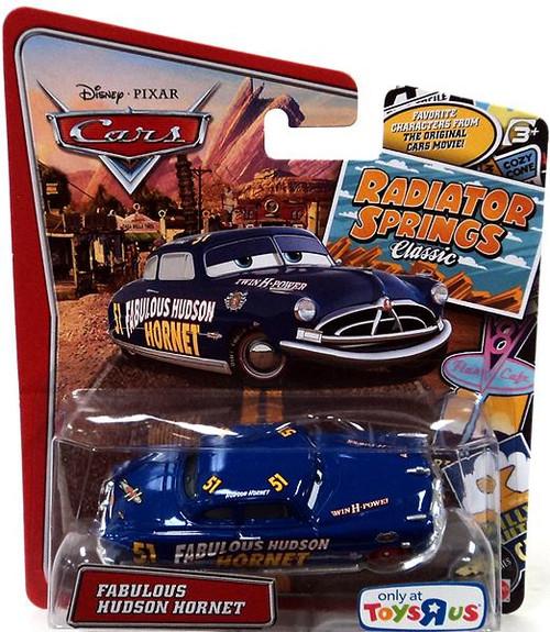 Disney Cars Radiator Springs Classic Fabulous Hudson Hornet Exclusive Diecast Car [Radiator Springs Classics]