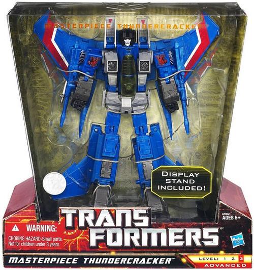 Transformers Universe Masterpiece Thundercracker Exclusive Deluxe Action Figure