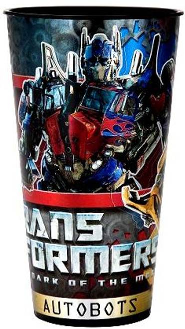 Transformers Dark of the Moon Autobots Foil Tumbler