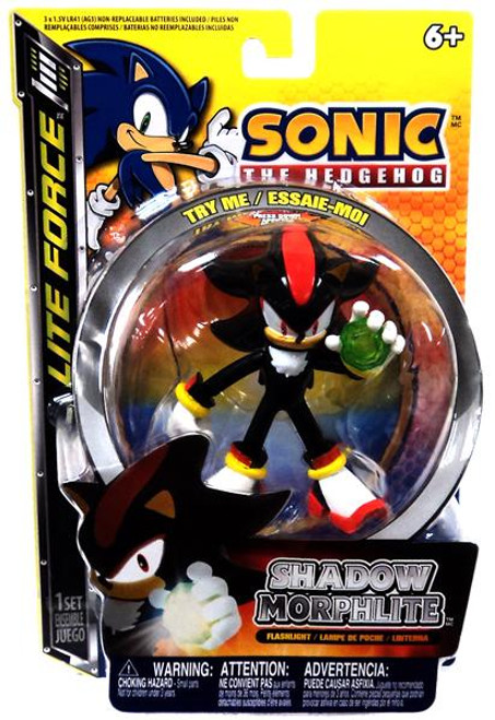 Sonic The Hedgehog Lite Force Shadow Morphlite Flashlight