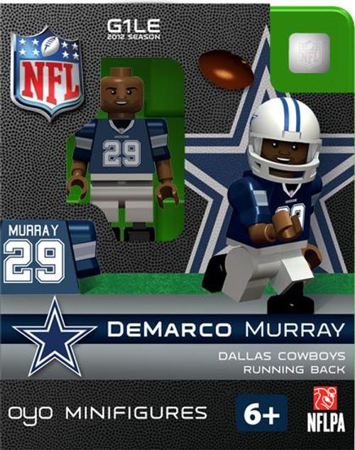 Dallas Cowboys NFL Generation 1 2012 Season DeMarco Murray Minifigure
