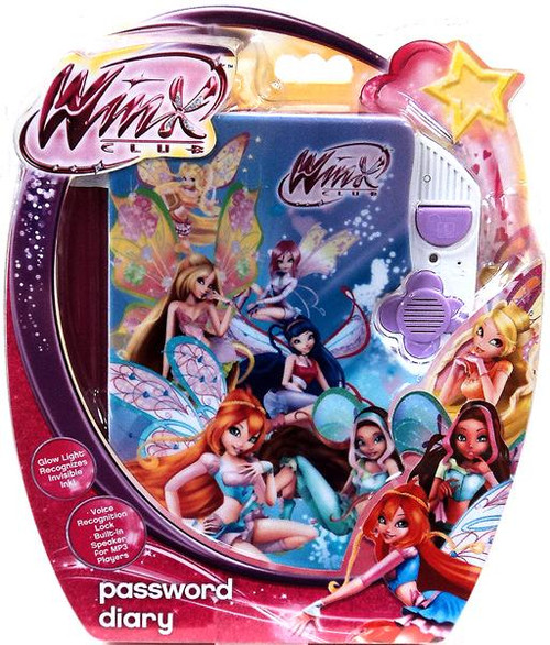Winx Club Harmonix Password Diary