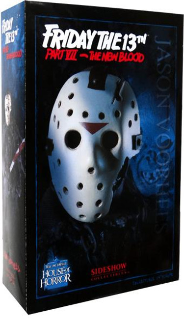 Friday the 13th Part VII The New Blood House of Horror Jason Voorhees 1/6 Collectible Figure