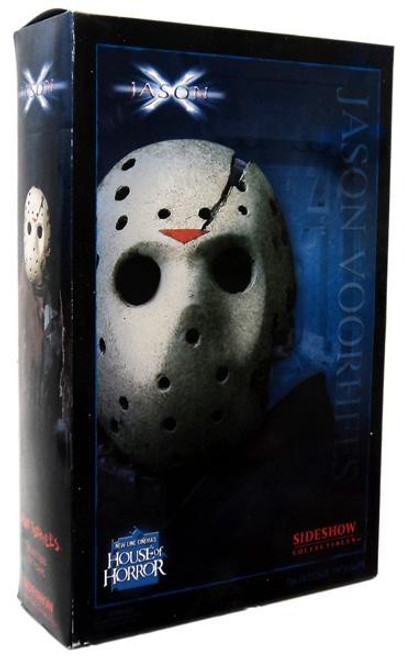 Friday the 13th Jason X House of Horror Jason Voorhees 1/6 Collectible Figure [2001]